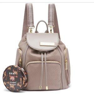 DKNY Rapture Ash Backpack